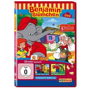 Benjamin Blümchen und der kleine Hund /Das Regenbogenfest