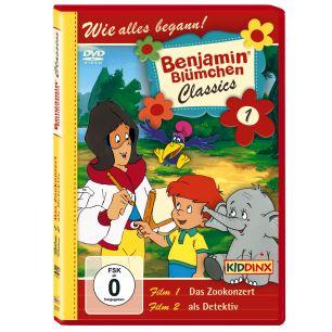 Benjamin Blümchen Das Zookonzert / als Detektiv Classics Folge 1