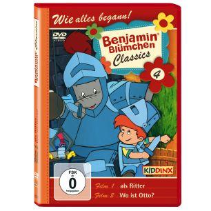 Benjamin Blümchen als Ritter / Wo ist Otto Classics Folge 4