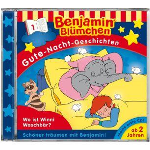 Benjamin Blümchen: Wo ist Winnie Waschbär? (Folge 1)