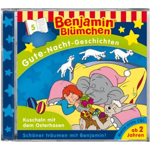 Benjamin Blümchen: Kuscheln mit dem Osterhasen (Folge 5)