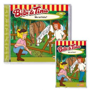 Bibi & Tina: Wo ist Felix? (Folge 75)