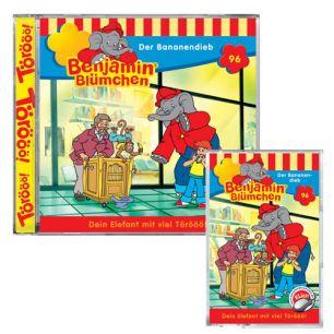 Benjamin Blümchen Der Bananendieb Folge 96