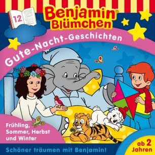 Benjamin Blümchen Frühling, Sommer, Herbst ... (Folge 12)