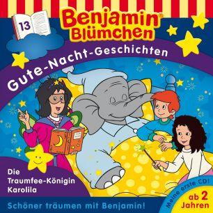 Benjamin Blümchen Die Traumfeekönigin Karolila (Folge 13)