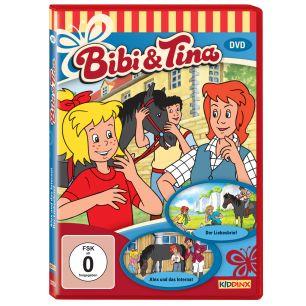 Bibi & Tina: Der Liebesbrief / Alex und das Internat