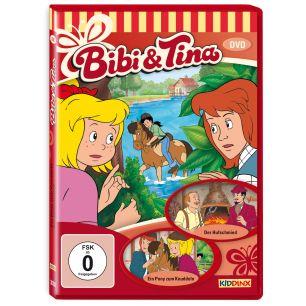 Bibi & Tina: Ein Pony zum Knuddeln / Der Hufschmied