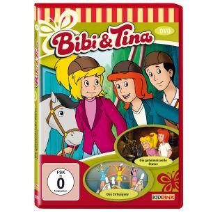 Bibi & Tina: Die geheimnisvolle Statue / Das Zirkuspony