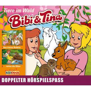 Bibi & Tina: 2er MP3-Box Abenteuer mit Fohlen Felix