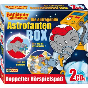 Benjamin Blümchen: 2er Box Astrofanten