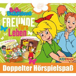 Bibi Blocksberg: 2er MP3-Box Freunde fürs Leben