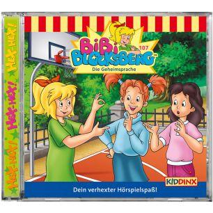 Bibi Blocksberg: Die Geheimsprache (Folge 107/cd)