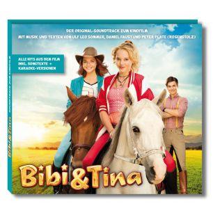 Bibi & Tina: Jetzt in Echt - Kinofilm Soundtrack