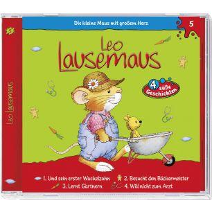 Leo Lausemaus Und sein erster Wackelzahn Folge 5