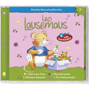 Leo Lausemaus: Geht in den Zirkus (Folge 7)
