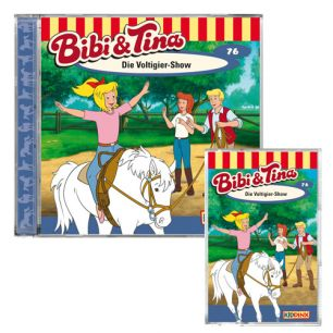 Bibi & Tina: Die Voltigier-Show (Folge 76)