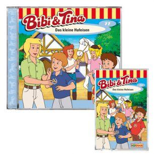 Bibi & Tina: Das kleine Hufeisen (Folge 77)