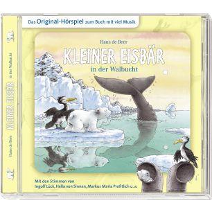 Kleiner Eisbär: in der Walbucht