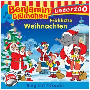 Benjamin Blümchen Liederzoo: Fröhliche Weihnachten
