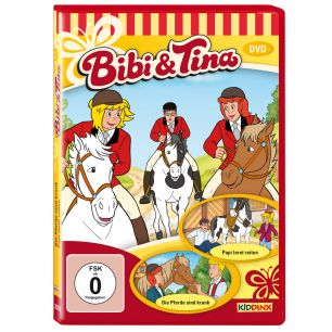 Bibi & Tina: Die Pferde sind krank / Papi lernt reiten