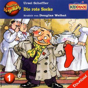Kommissar Kugelblitz: Die rote Socke (Folge 1)