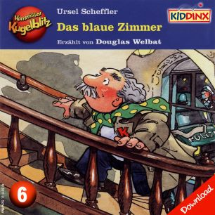 Kommissar Kugelblitz: Das blaue Zimmer (Folge 6)
