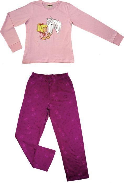 sports shoes 682a3 b1e81 Bibi & Tina: Pyjama (rosa/lila)