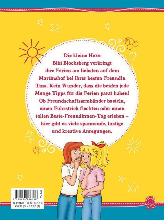 Bibi Tina Ferienspaß Mit Bibi Tina