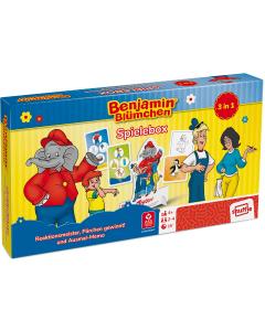 Benjamin Blümchen: Spielebox - 3 in 1