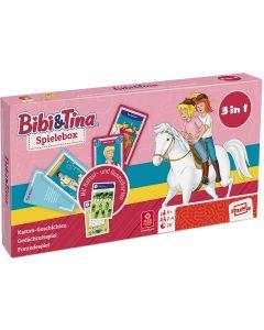Bibi & Tina: Spielebox - 3 in 1