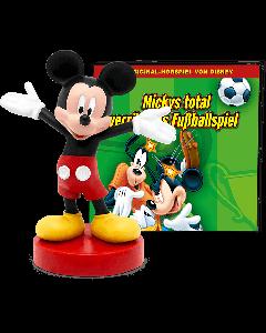 Disney: Tonie-Hörfigur - Mickys total verrücktes Fußballspiel