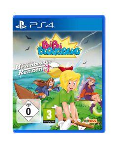 Bibi Blocksberg: Das große Hexenbesen-Rennen (PS4)