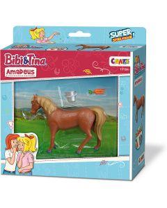 Bibi & Tina: Spielfigur Pferd Amadeus einzeln