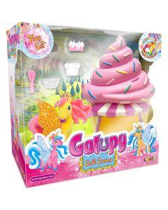 Galupy: Spielset Cafe Crema inkl. Sammelpferd mit Goldflügeln