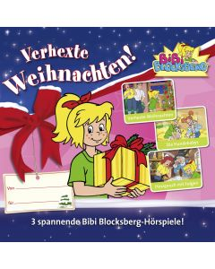 Bibi Blocksberg: 3er MP3-Box Verhexte Weihnachten