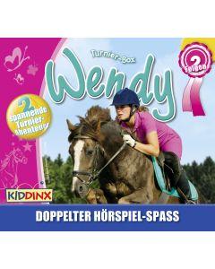 Wendy: 2er MP3-Box Turnier-Box