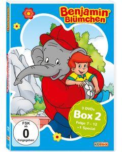 Benjamin Blümchen: 3er DVD-Box 2