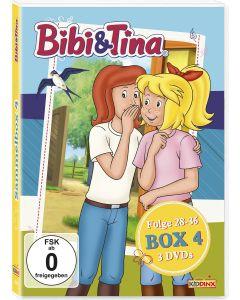 Bibi & Tina: 3er DVD-Box 4