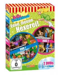 Bibi Blocksberg: 2er DVD-Box