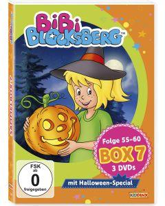 Bibi Blocksberg: 3er DVD-Box 7 (Folge 55-60)