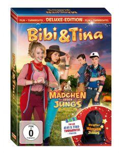 Bibi & Tina: Mädchen gegen Jungs Kinofilm 3 DVD Deluxe