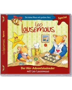 Leo Lausemaus: Der Hör-Adventskalender mit Leo Lausemaus