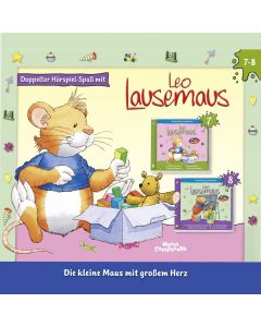 Leo Lausemaus: 2er MP3-Box (Folge 7 – 8)