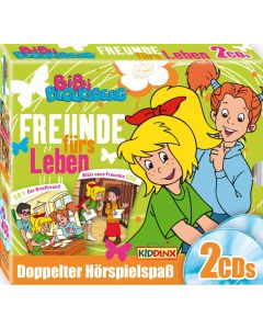 Bibi Blocksberg: 2er Box Freunde fürs Leben