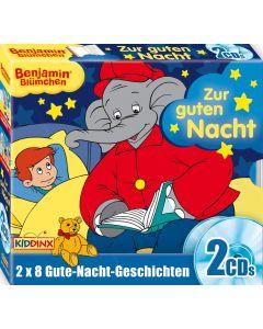 Benjamin Blümchen: 2er Box Zur guten Nacht