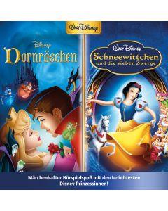 Disney: 2er MP3-Box Dornröschen, Schneewittchen