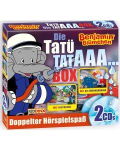 Benjamin Blümchen: 2er Box Tatütataaa