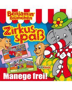 Benjamin Blümchen: 2er MP3-Box Zirkus-Spaß