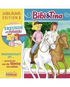 Bibi & Tina: 2er MP3-Box Jubiläumsedition (Folge 1)