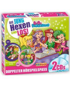 Bibi Blocksberg: 2er Box Die Junghexen sind los!